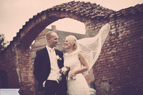 Bryllup på Broholm Slot16