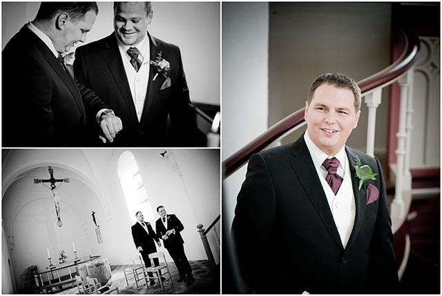næsbyholm bryllupsfotografer
