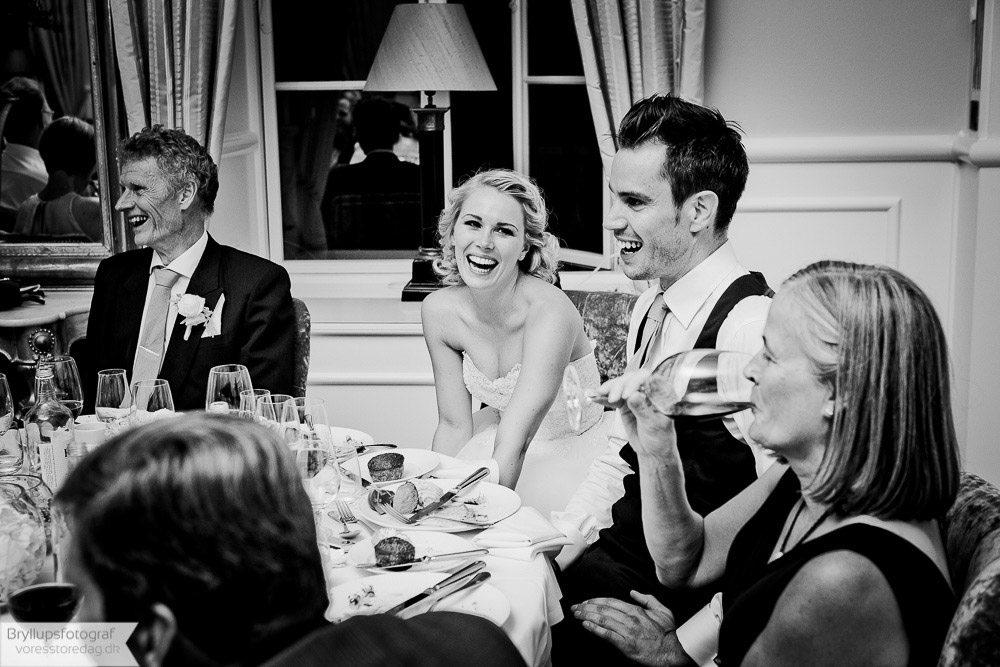 Anastacia og Henrik bryllup