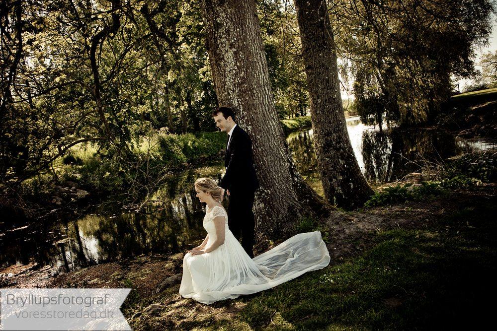 bryllupsfotograf Hvalsø