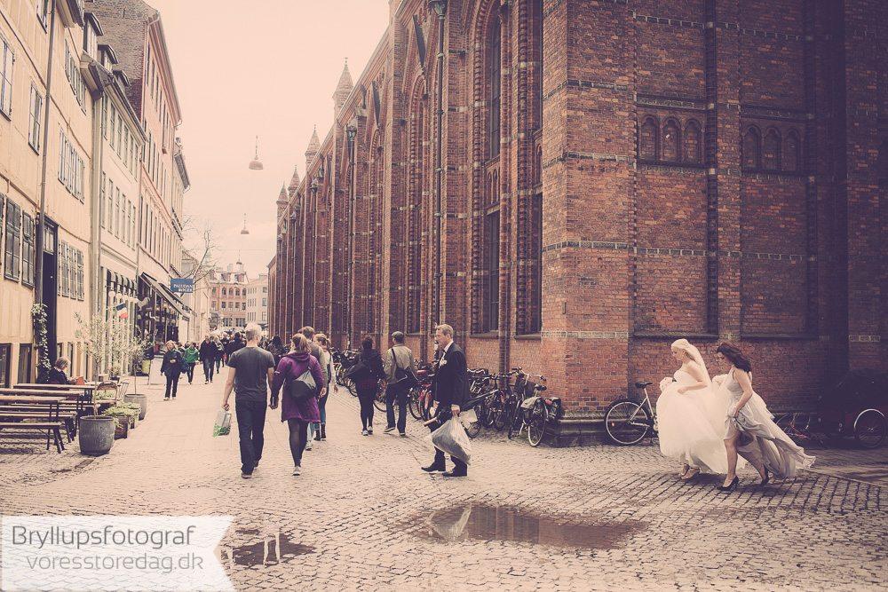 Bryllup Trinitatis Kirke 0