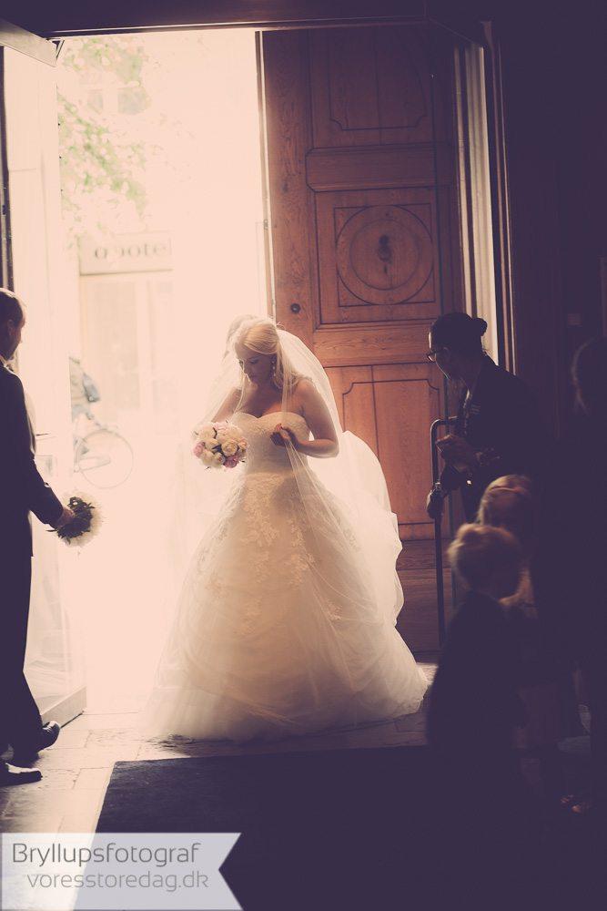 Bryllup Trinitatis Kirke 4