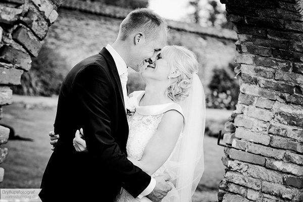 Bryllup på Broholm Slot3