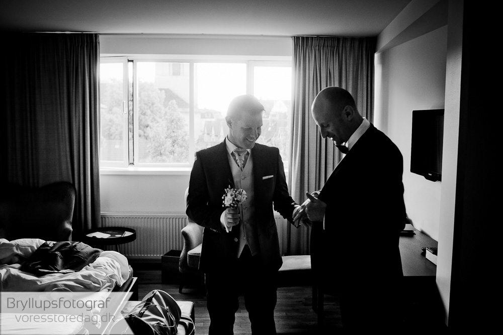 Skt Petri hotel bryllup 3