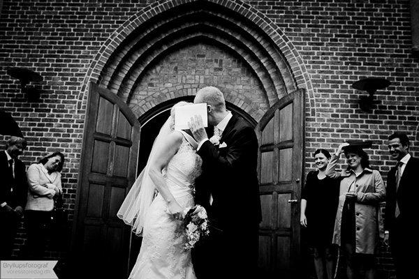 Vor Frue kirke Svendborg bryllup