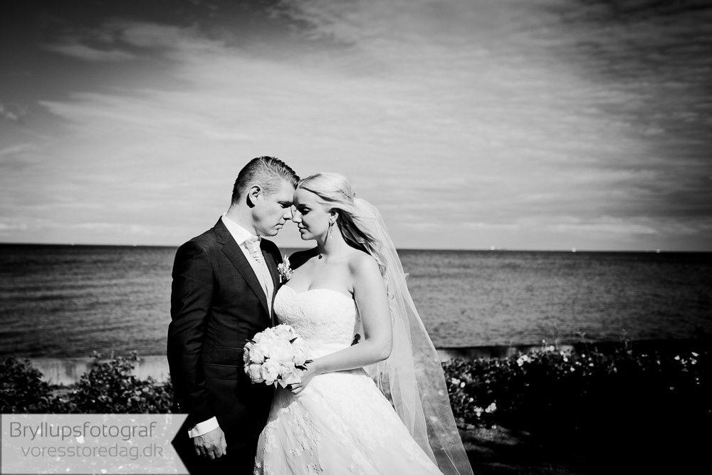 skodsborg kurhotel bryllupsfoto 1