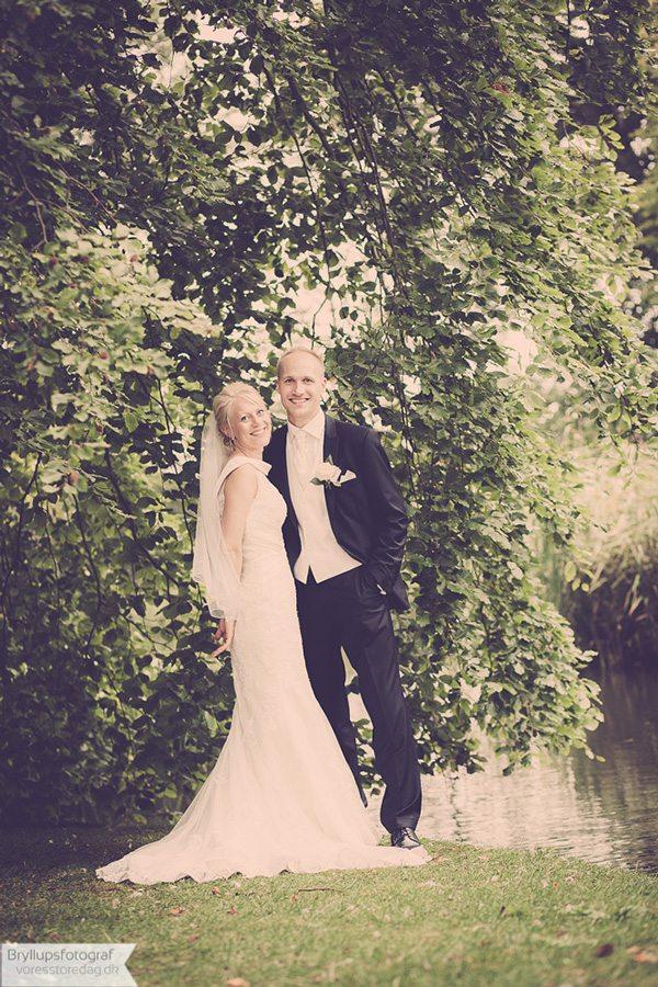 Bryllup på Broholm Slot43