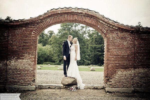 Bryllup på Broholm Slot54