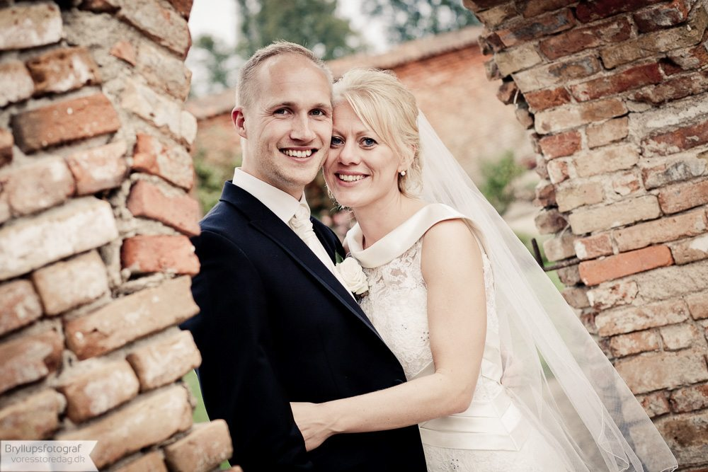 Broholm Slot bryllup
