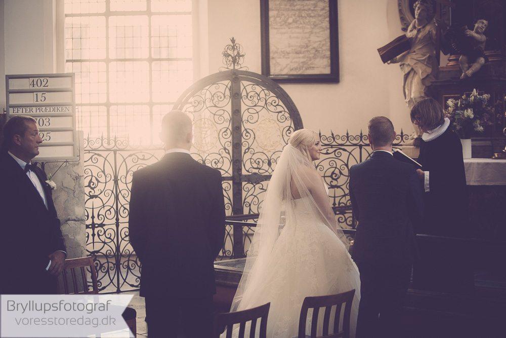 Bryllup Trinitatis Kirke 10