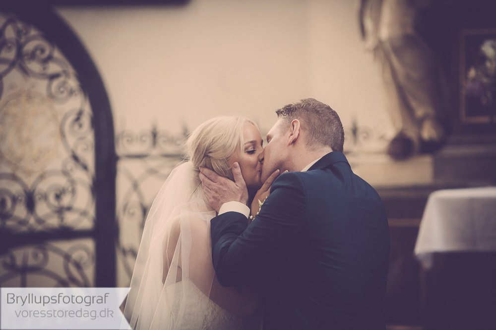 Bryllup Trinitatis Kirke 12