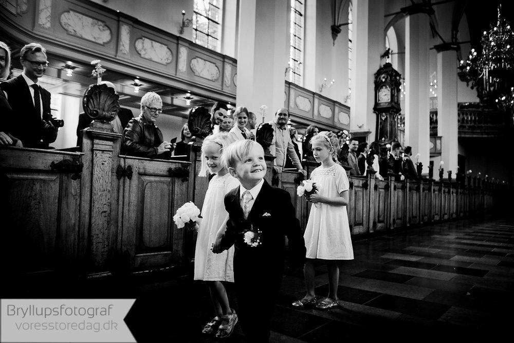 Bryllup Trinitatis Kirke 5