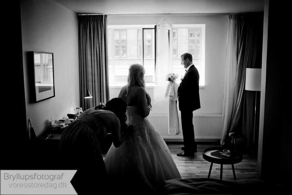 Skt Petri hotel bryllup 10