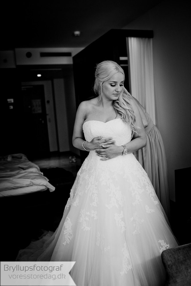Skt Petri hotel bryllup 5