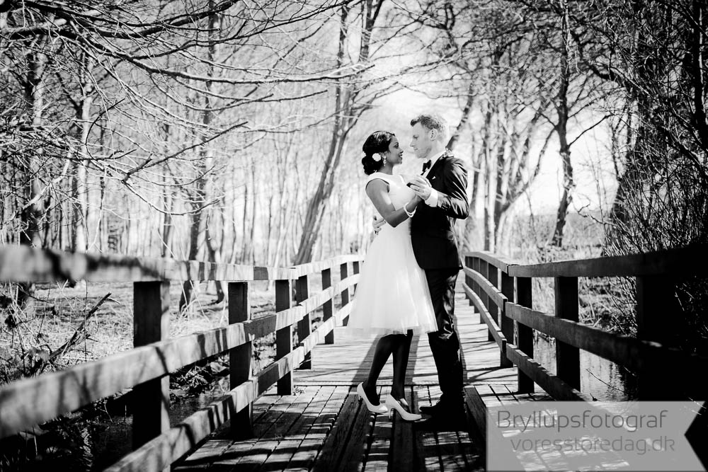 brudepar fredericia