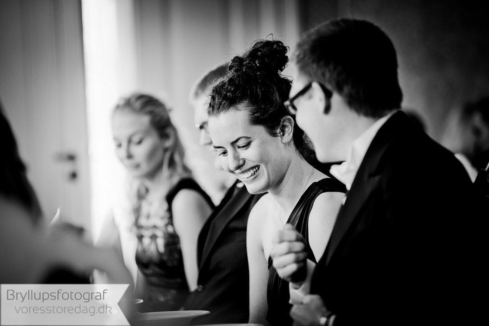 glade gæster bryllup