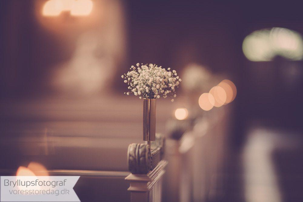 bryllupsopdækning