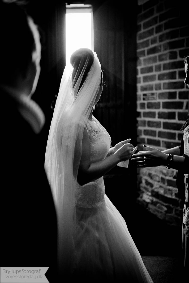 bryllup lolland