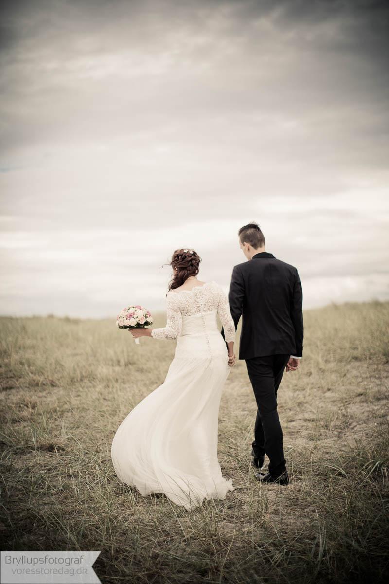 bryllup drivhus