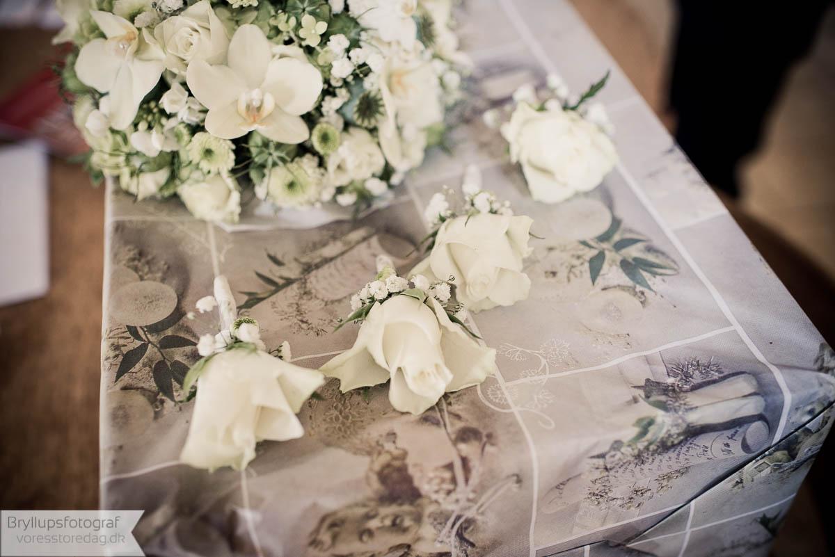 bryllup espalier