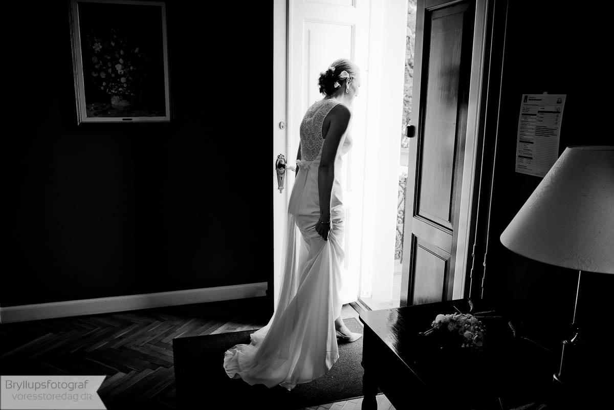 bryllup fyn overnatning