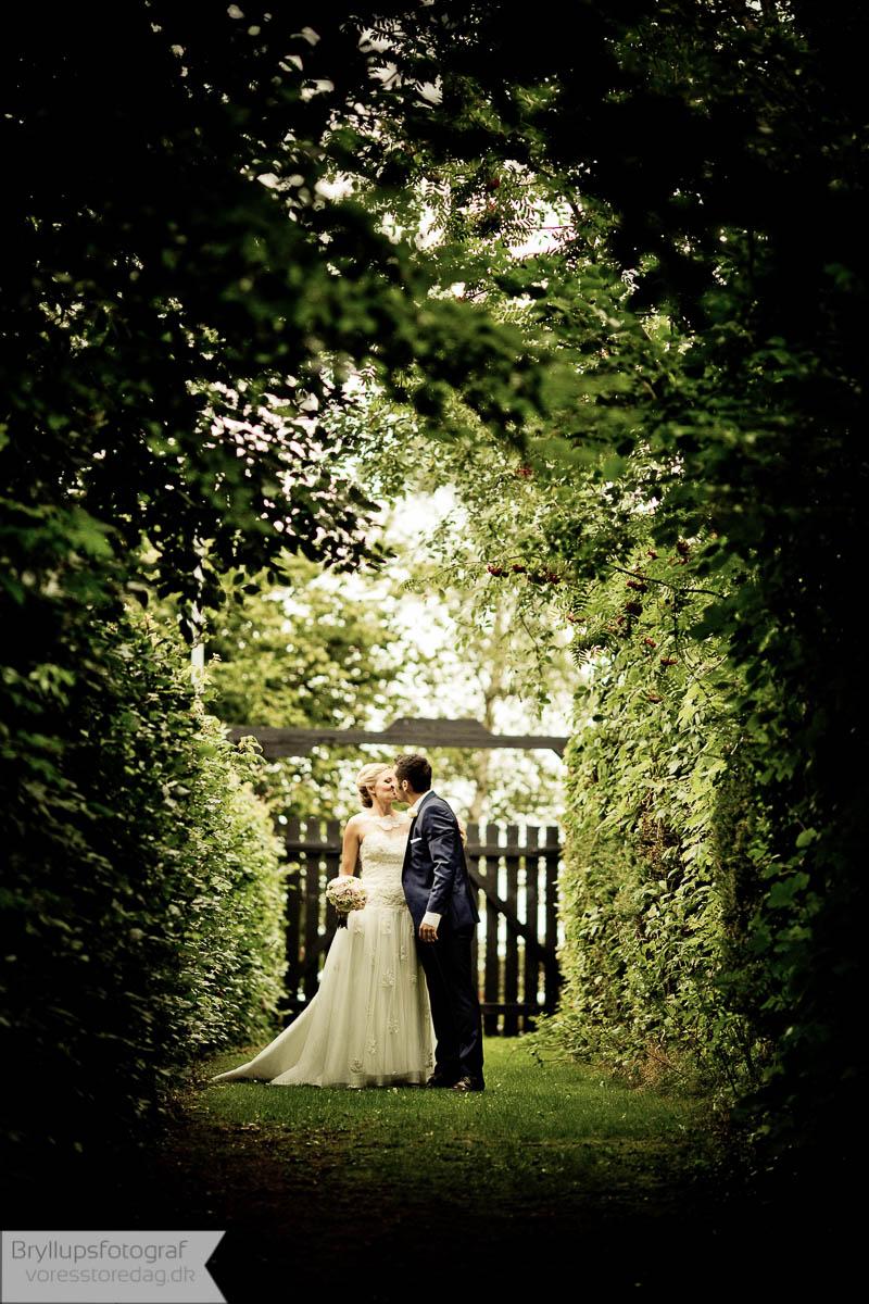 bryllup og barnedåb invitation