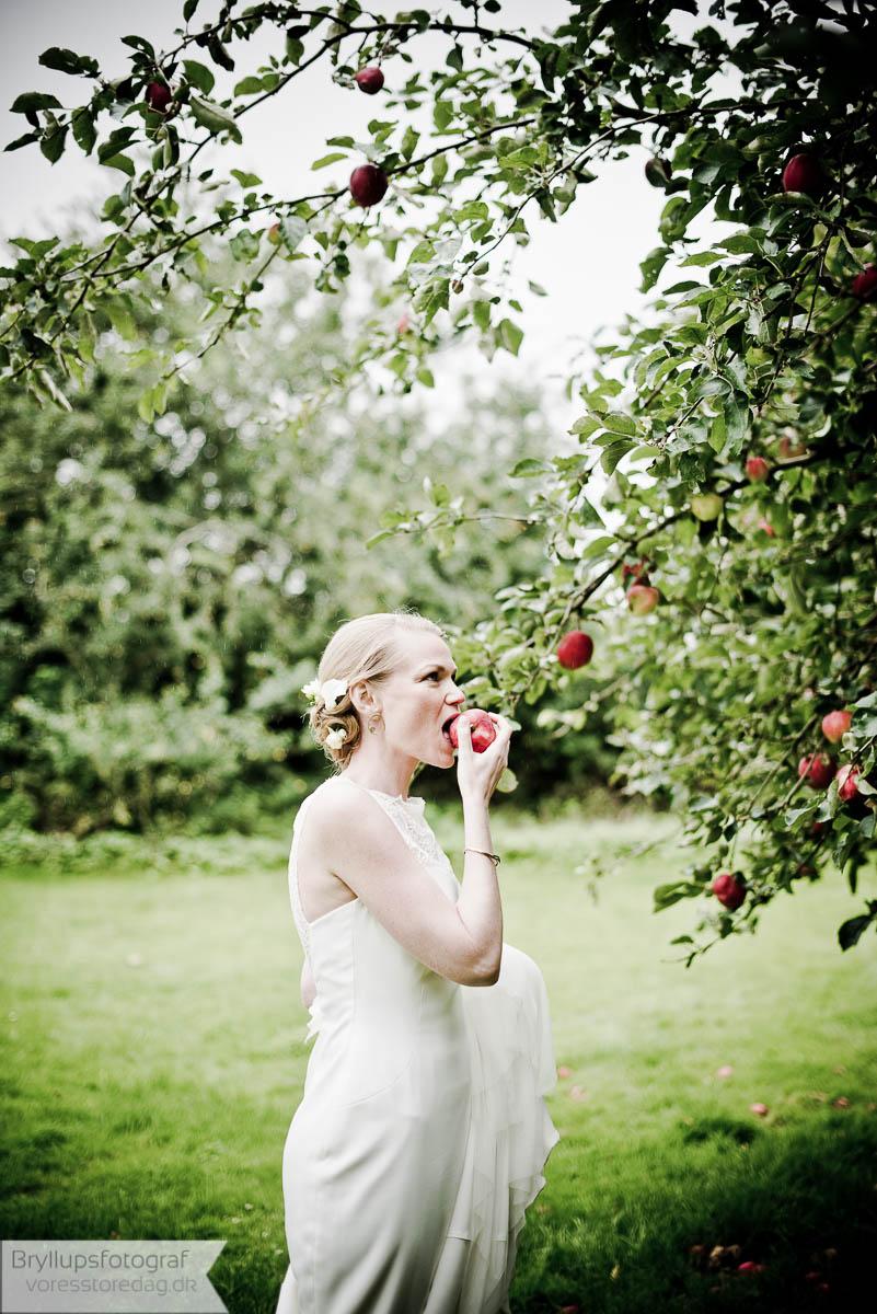 bryllup på sjælland