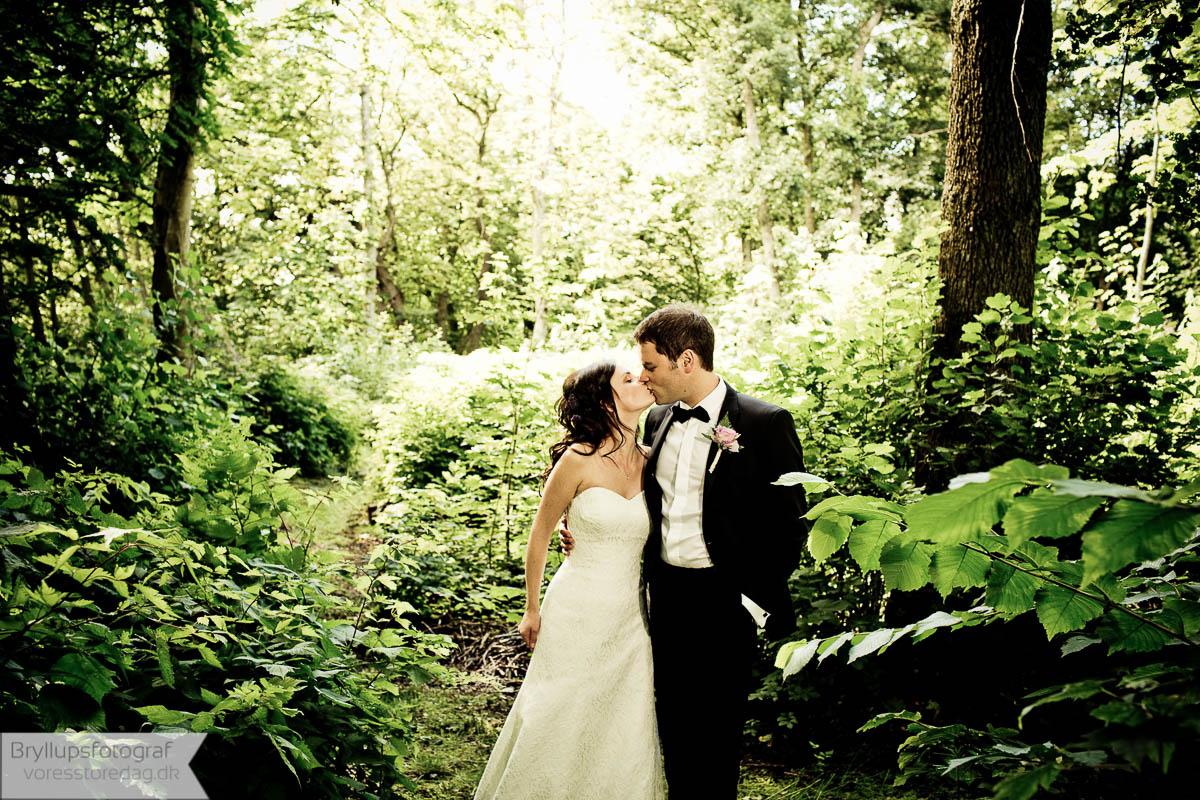 bryllup rækkefølge