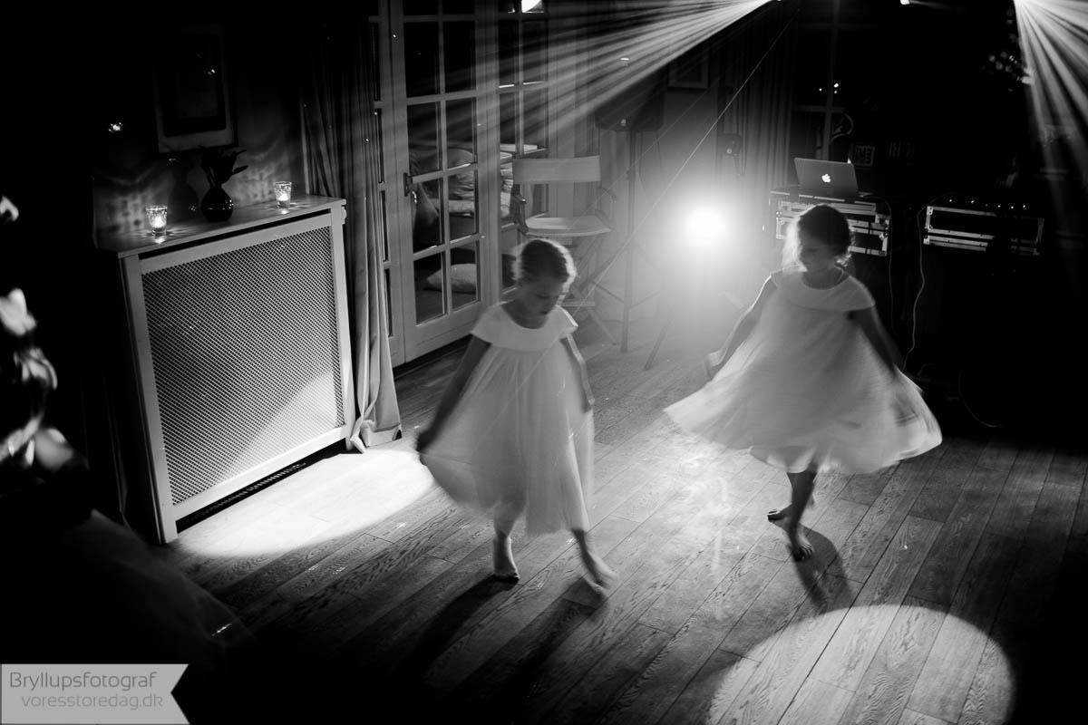 spøgelsesbaby ødelagde bryllupsfoto