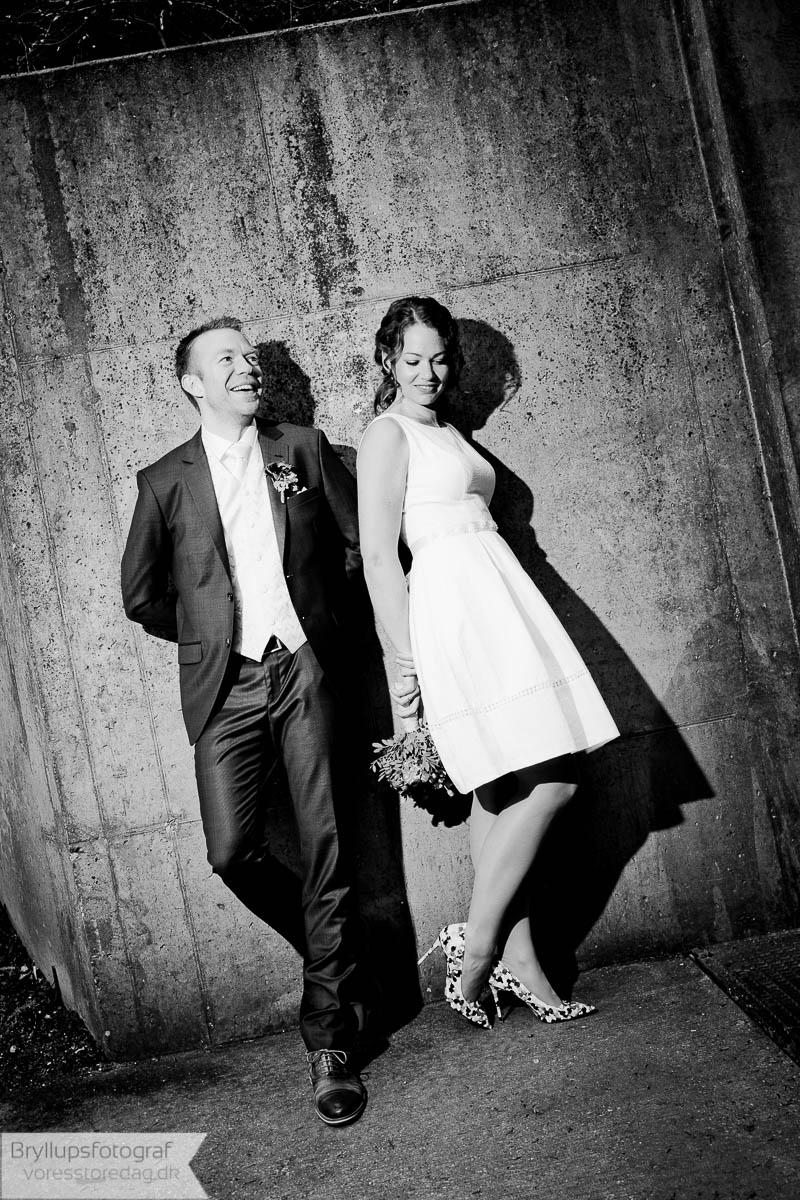 bryllup mols
