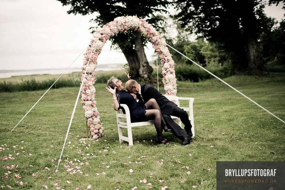 frost bryllupsfoto