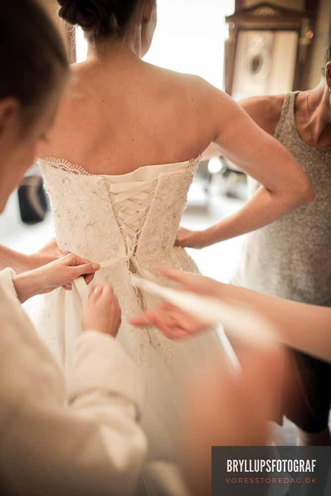 bryllup ordnet