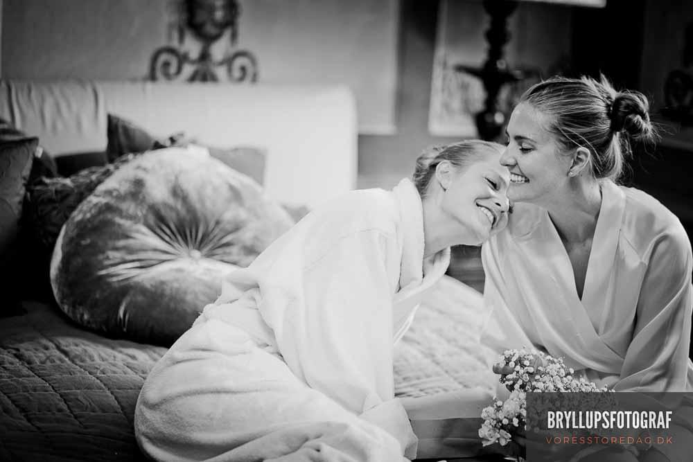 bryllupsfoto tid