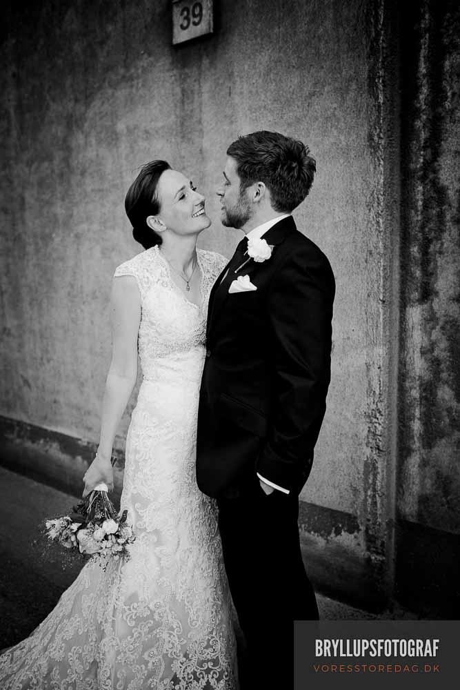 sjove bryllupsfoto