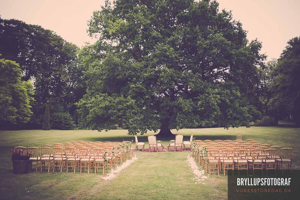 bryllup forberedelser