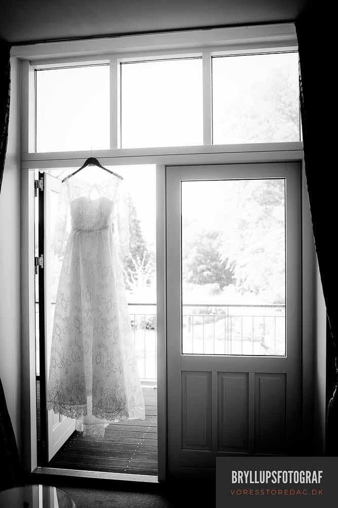 bryllup clausholm slot
