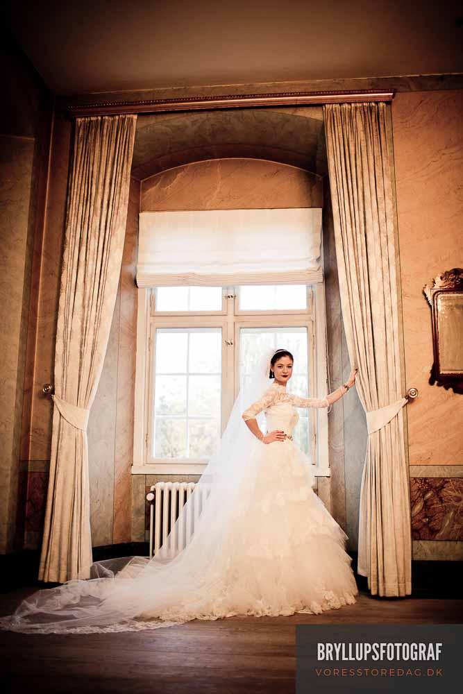bryllup hvilken side i kirken