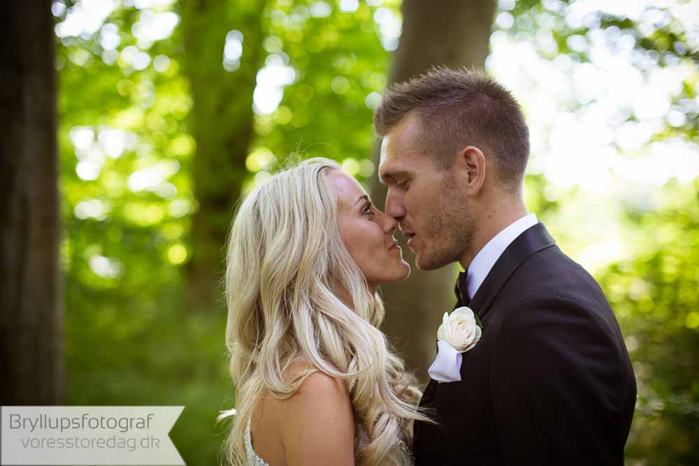 bryllupskage pris