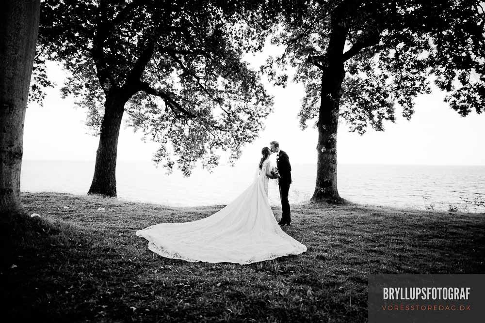 rock paper dresses bryllup