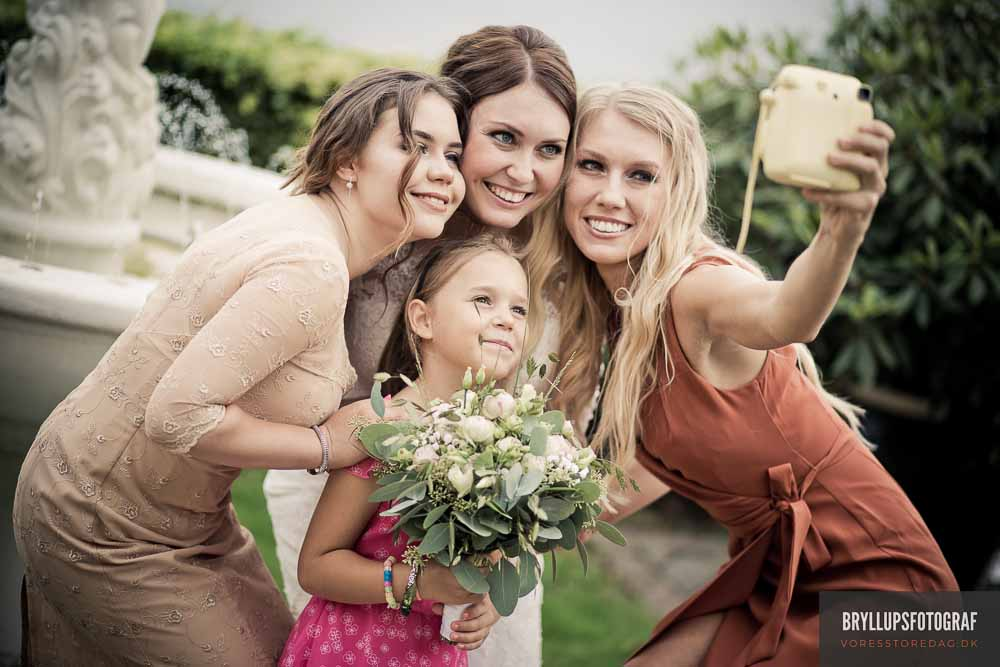 indslag til bryllup