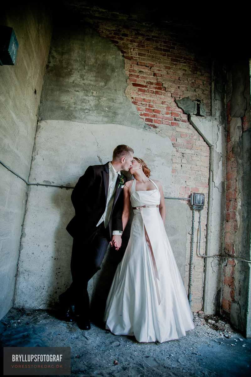 brudepar rå baggrund