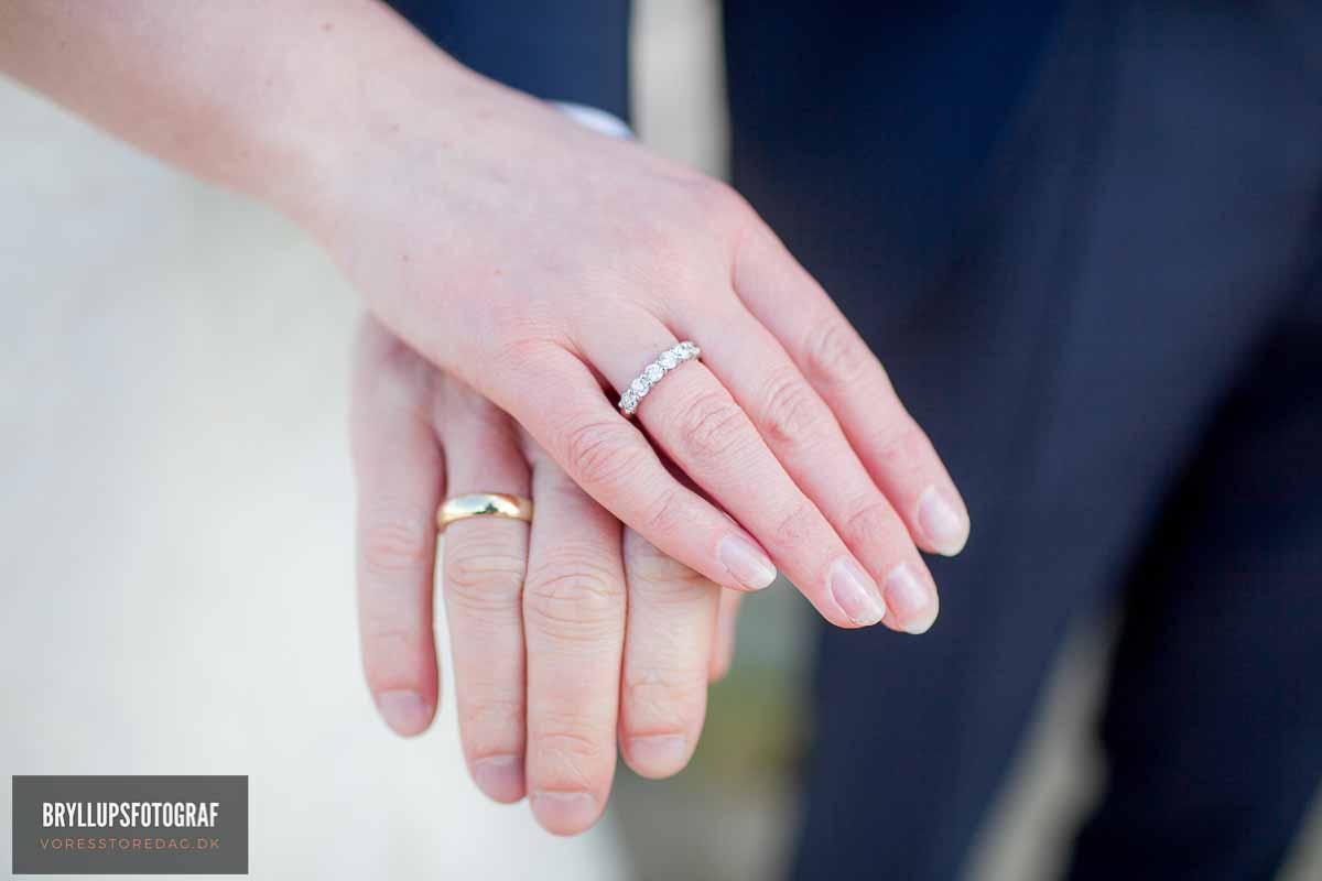 vielsesringe bryllup