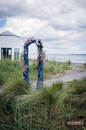 Marienlyst bryllup